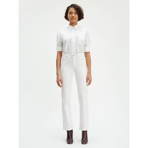 Levi's 314 Shaping Straight White, 30